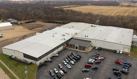 Complete Manufacturing at EK