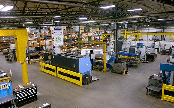 EK Complete Manufacturing
