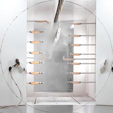 Powder Coating Process Icon