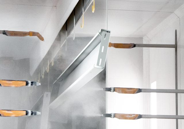 CM PowderCoating Process Processes NEW