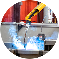Robotic Welding Icon