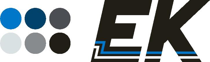 EK Colors Logo